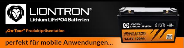 LIONTRON Bluetooth App